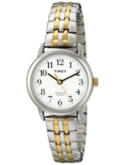 Women's Easy Reader -t2p298 Dress Expansion Band Watch