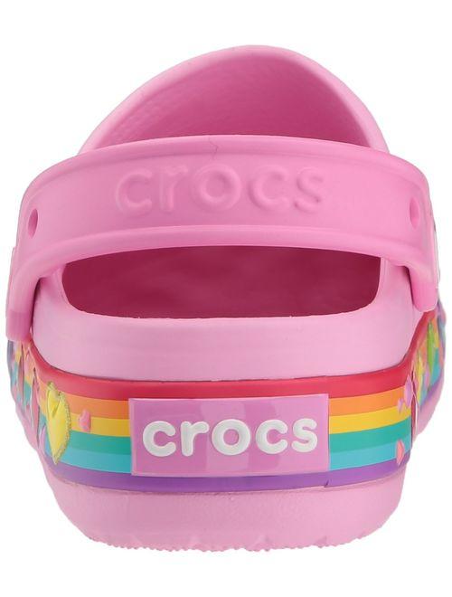 Crocs Kids' Crocband Fun Lab Light-up Novelty Clog