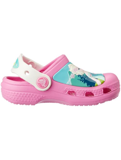 Crocs CC Frozen Fever Clog (Toddler/Little Kid)