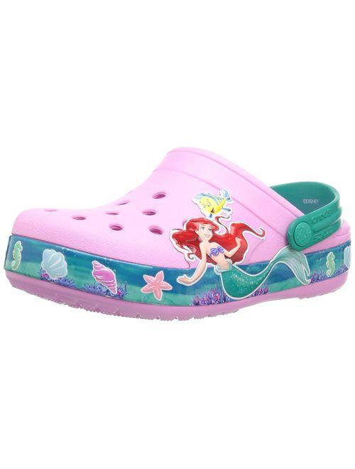 Crocs Kids' Cb Princess Ariel Clog K