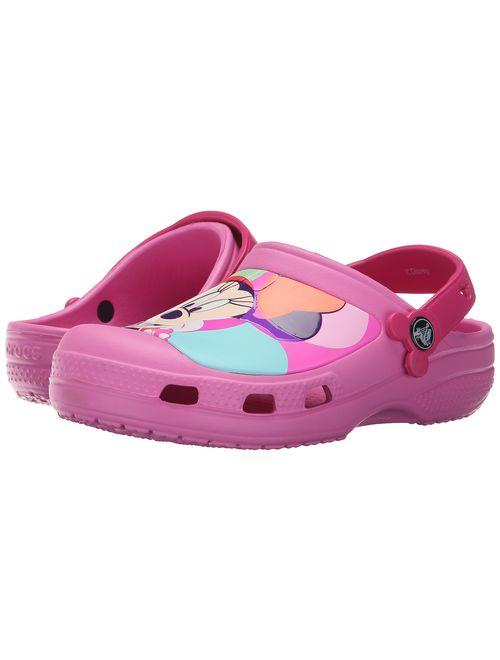 Crocs Kids' Colorblock Minnie Mouse Clog