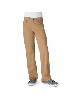 Gold Label. Big Boys' Modern Straight Jeans