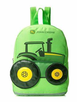 John Deere Boys' Tractor Toddler Backpack