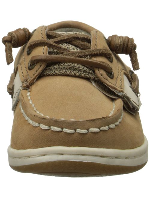 Sperry Girls' Songfish A/C Boat Shoe (Toddler/Little Kid)