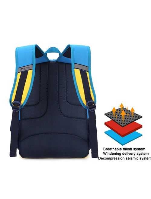 Kids Backpacks School Bags for Elementary Backpack Kids Shoulder Bag for Boys and Girls
