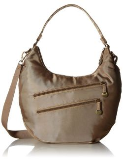 Convertible Hobo With Rfid Protection