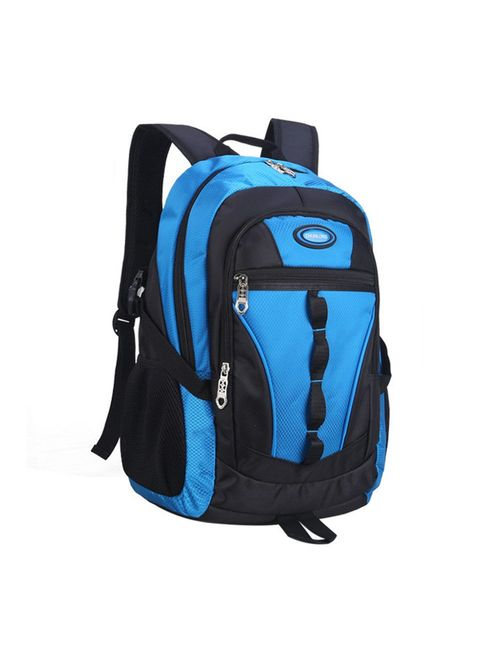 Adanina Teens Elementary School Bag Casual Daypack Bookbags Waterproof Travel Knapsack Bags for Primary Junior High School