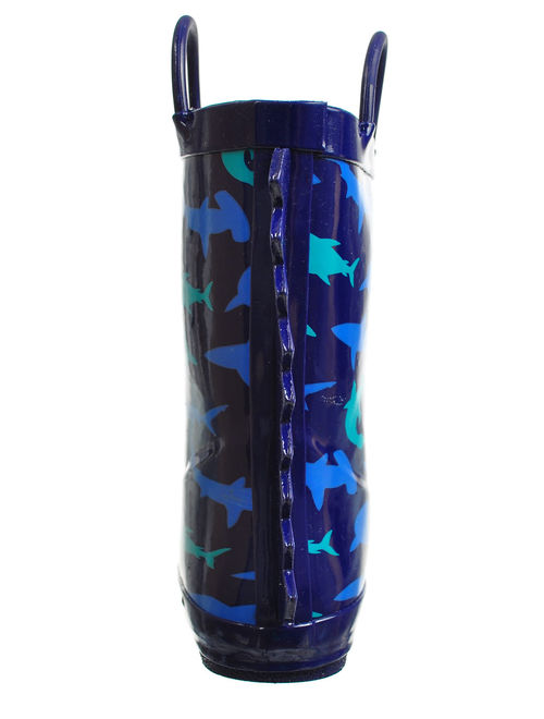 Lilly Boys' Rain Boots (Sizes 11 - 3)