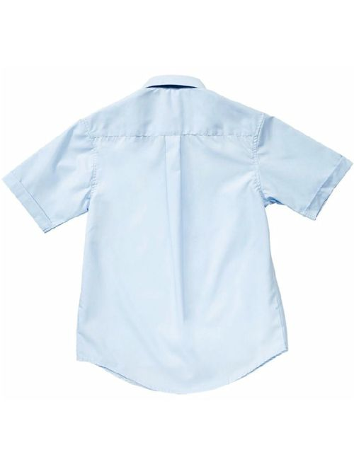 French Toast Boys School Uniform Short Sleeve Classic Dress Shirt (Little Boys & Big Boys)