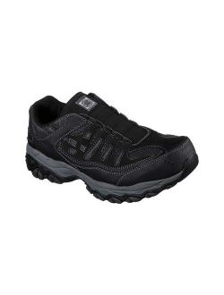 Echers Work Crankton Ebbitt Steel Toe Shoe