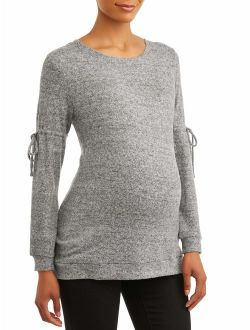 Maternity Cozy Long Sleeve Sweatshirt
