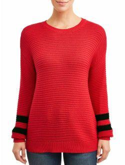 Women's Ottoman Stitch Sweater