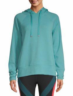 Women's Athleisure Soft Fleece Hoodie