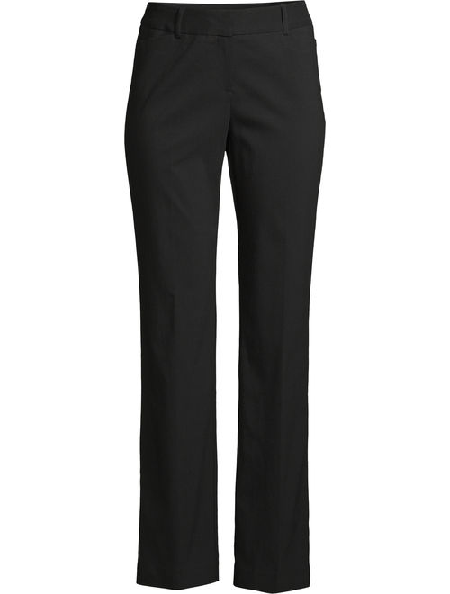 Time and Tru Women's Millennium Constructed Pant