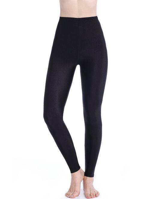 LELINTA Women's Full Length Stretch Leggings