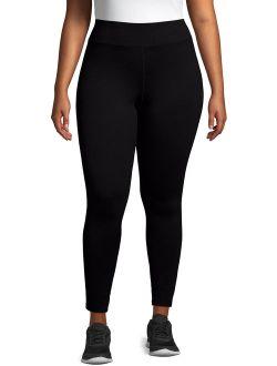 Women's Plus Size Active Full Length Legging