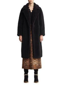 Women's Faux Fur Teddy Coat