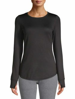 Women's And Women's Plus Thermal Guard Long Underwear Top
