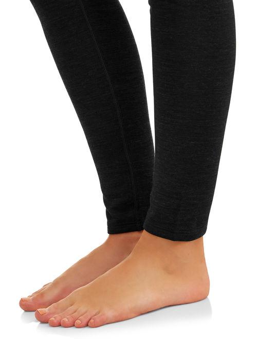 Ozark Trail Women's Wool Blend Thermal Baselayer Pant
