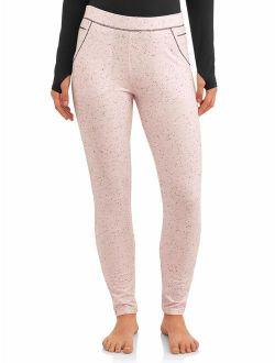 Women's And Women's Plus Comfort Core Warm Long Underwear Legging