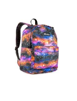 Everest Classic Pattern Backpack, Galaxy, One Size