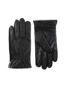 Smartouch Leather Quilted Glove