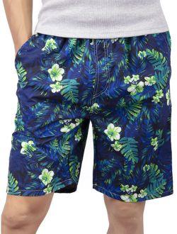 Men's Beachwear Holiday Swim Trunks Swimwear Swimsuits Surf Board Beach Wear Swimming Trunks