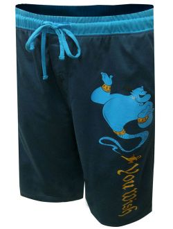 Men's Disney's Aladdin Genie Lounge Shorts