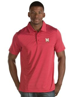 Maryland Mens Quest Polo (Color: Red)