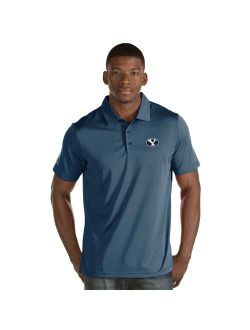 Brigham Young Mens Quest Polo (Color: Navy)