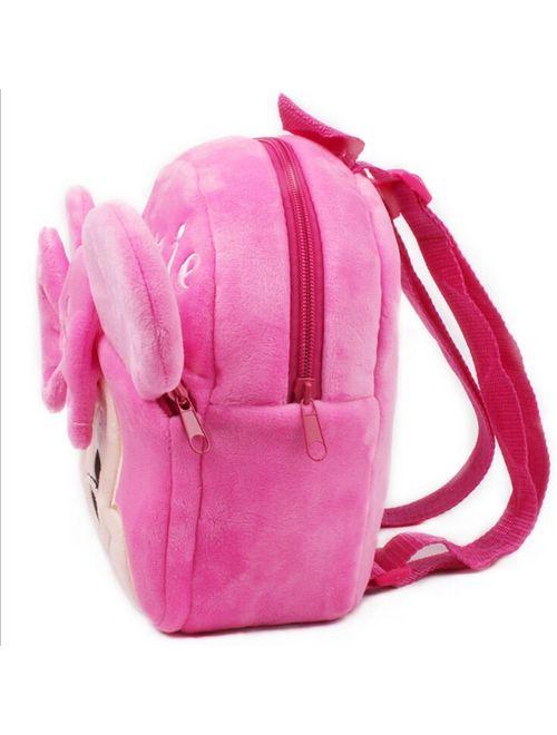 Toddler Kids Children Boy Girl Cartoon Backpack Schoolbag Shoulder Bag Rucksack