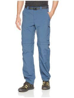 Men's Silver Ridge Convertible Pant, Breathable, Upf