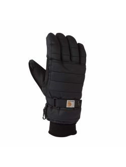 Women's Quilts Insulated Breathable Glove With Waterproof Wicking Insert