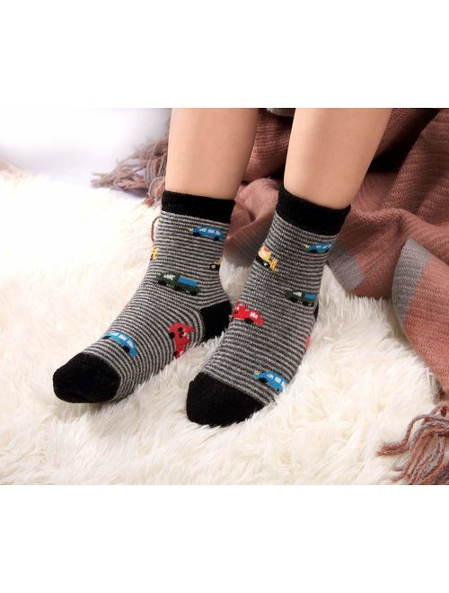 3 Pairs or 6 Pairs 1.2 TOG OCTAVE/® Boys Thermal Socks