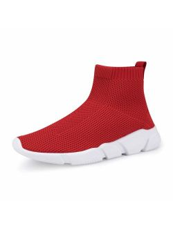 WXQ Women's Running Lightweight Breathable Balenciaga Look Casual Sports Shoes