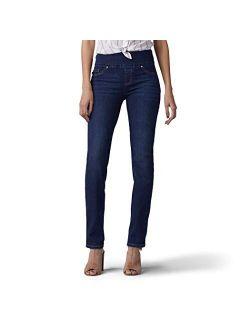 Women's Sculpting Fit Slim Leg Pull On Jean