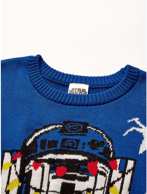 Star Wars Men's Ugly Christmas Pullover Sweater