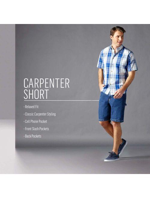 Wrangler Authentics Mens Classic Carpenter Short