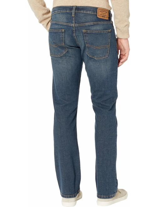 Signature by Levi Strauss & Co. Gold Label Men's Straight Jeans
