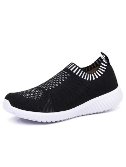 TIOSEBON Women's Athletic Casual Mesh-Comfortable Walking Shoes