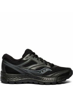 Synthetic Lace Up Cohesion 12 Road Running Shoe