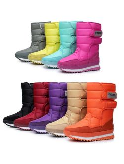 Women's Waterproof Frosty Snow Boot