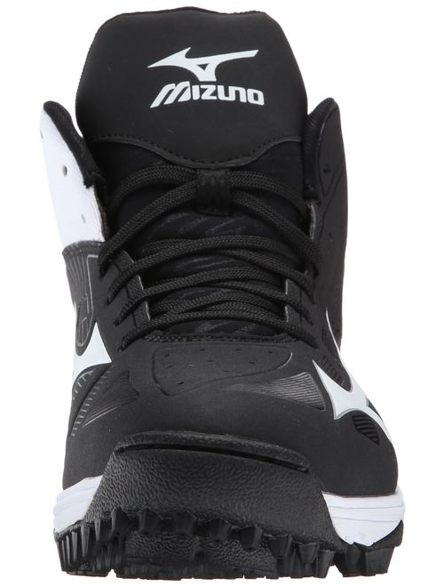 Mizuno Men's 9 Spike ADV Erupt 3 Multi-Sport Mid-Cut Softball Cleat