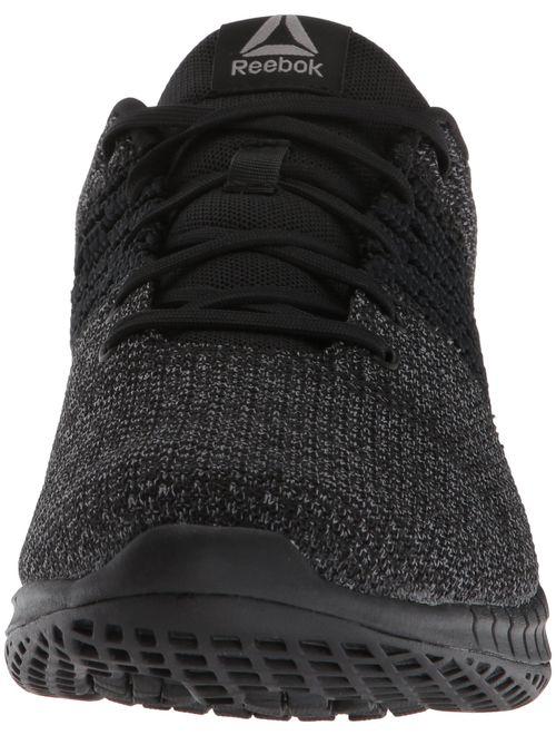 Reebok Men's Print Run Ultraknit Shoe