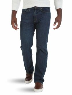 Authentics Big And Tall Relaxed Fit Comfort Flex Waist Jean
