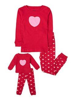 Kids & Toddler Pajamas Matching Doll