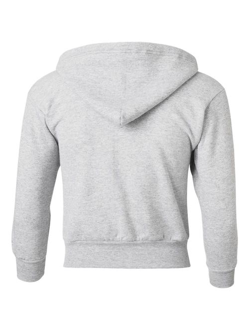 Hanes Big Boys' Eco Smart Fleece Zip Hood
