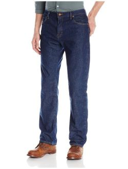 Men's Relaxed Fit Flannel Lined Jean
