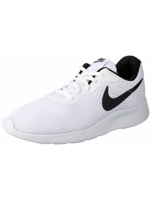 NIKE Women's Tanjun Comfortable Lace up Running Shoes