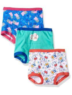 Peppa Pig Toddler Girls' 3pk Training Pant